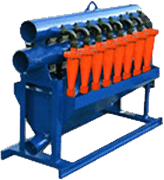 Desilter Assembly & Spares