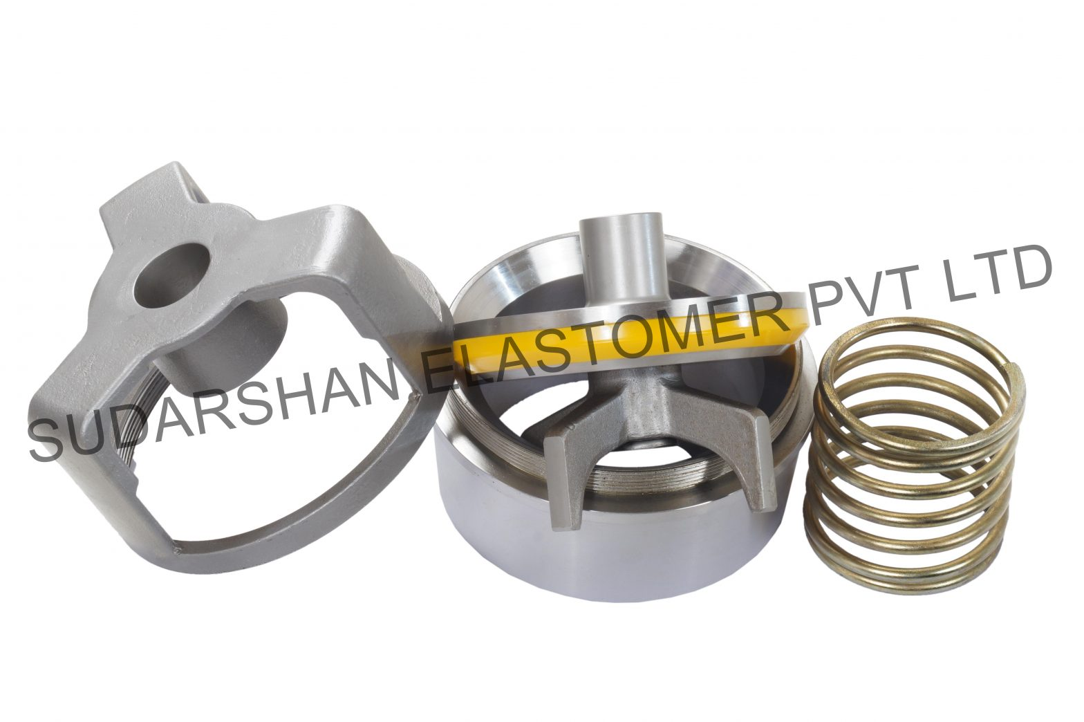 ABRASION RESISTANT VALVE (CAGE TYPE)